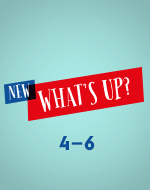 New What's Up? 4-6, upplaga 1