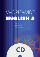 Worldwide English 5 Lärar-cd
