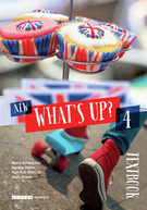 New What's Up? 4 Textbook onlinebok