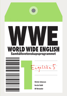 World Wide English S1 Allt i ett-bok inkl. ljudfil