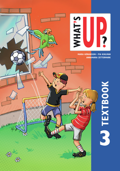 What's up? 3 Textbook
