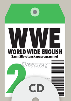 World Wide English S 2 Lärar-cd
