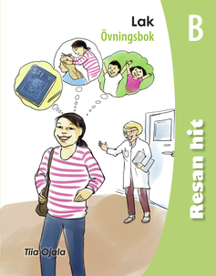 Resan hit Lak Övningsbok B (5-pack)