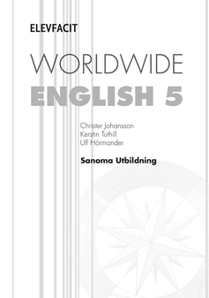 Worldwide English 5 Elevfacit inkl. grammatiken