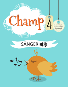 Champ 4, Sånger (mp3)
