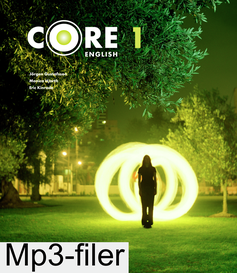 Core English 1 Lärarens ljudfiler (mp3)