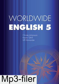 Worldwide English 5 Lärarens ljudfiler (mp3)