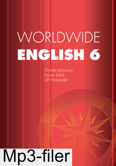 Worldwide English 6 Lärarens ljudfiler mp3-filer