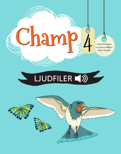 Champ 4, Lärarens ljudfiler (mp3)