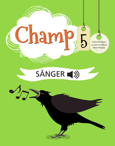 Champ 5, Sånger (mp3)
