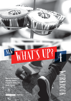 New What´s up? 4 Workbook