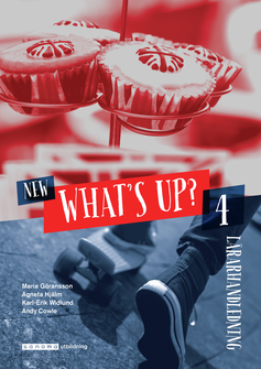 New What's Up? 4, Lärarhandledning