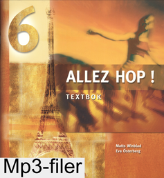 Allez hop ! åk 6 Lärarens ljudfiler mp3-filer