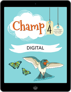 Champ Digital 4 (elevlicens)