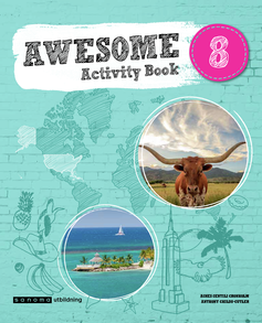 Awesome English 8 Activity Book