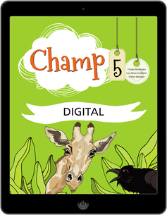 Champ Digital 5 (elevlicens)