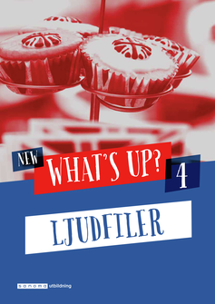 New What's Up? 4, Lärarens ljudfiler (mp3)