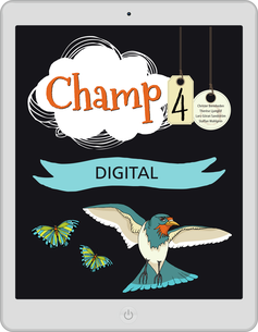 Champ 4 Digital (lärarlicens)