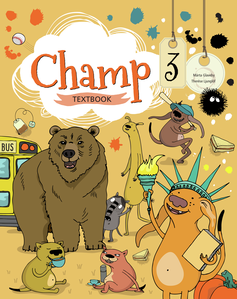 Champ, 3 Textbook Onlinebok