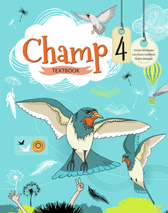 Champ 4 Textbook onlinebok