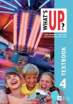 What's Up? 4 Textbook online