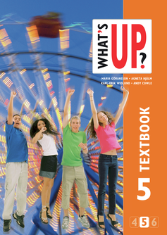 What's Up? 5 Textbook onlinebok