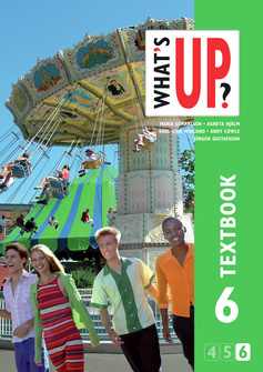 What's Up? 6 (4-6) Textbook online
