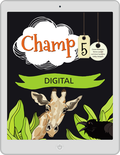 Champ Digital 5 (lärarlicens)