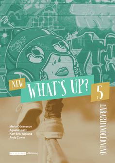 New What's Up? 5, Teacher guide