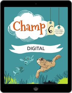 Champ 6 Digital (elevlicens)