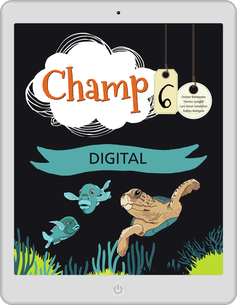 Champ 6 Digital (lärarlicens)