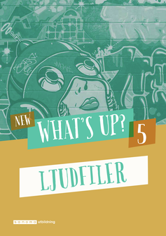 New What's Up? 5, Lärarens ljudfiler (mp3)