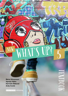 New What's Up? 5 Textbook onlinebok
