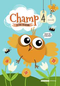 Champ Extra Reading 4 (5-pack)