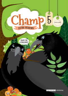 Champ 5 Extra Reading Challenge 5-pack