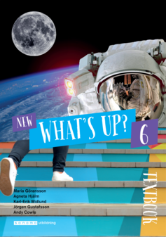 New What´s up? 6 Textbook onlinebok
