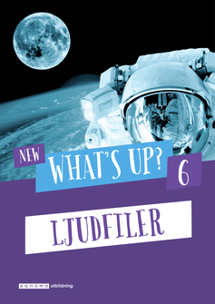 New What's Up? 6, Lärarens ljudfiler (mp3)