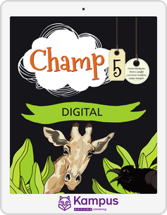 Champ 5 Digital (lärarlicens)