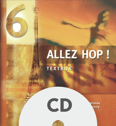 Allez hop! år 6 Elev-Cd (5-Pack)