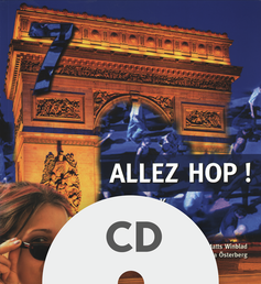 Allez hop! år 7 Elev-Cd (5-Pack)