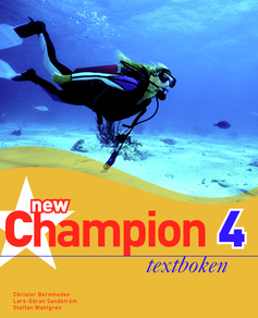 New Champion 4 Textboken