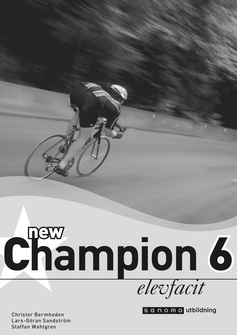 New Champion 6, Elevfacit