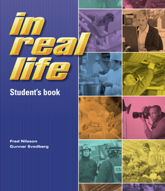 In real life Student´s book inkl. ljudfiler