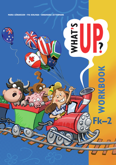 What's up? F-2 Workbook